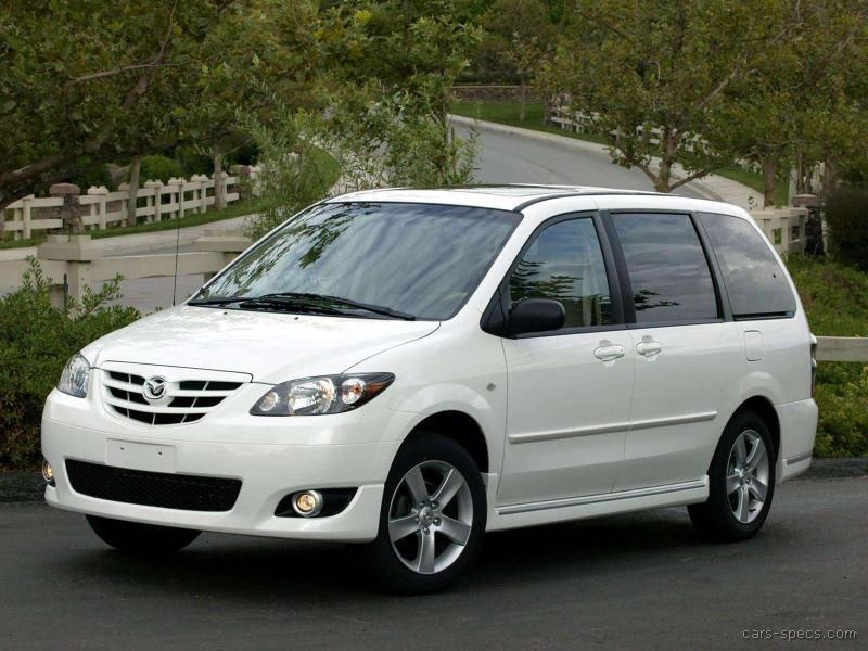 2003 mazda mpv minivan specifications pictures prices. Black Bedroom Furniture Sets. Home Design Ideas