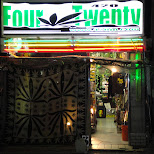 four twenty in downtown fukuoka in Fukuoka, , Japan