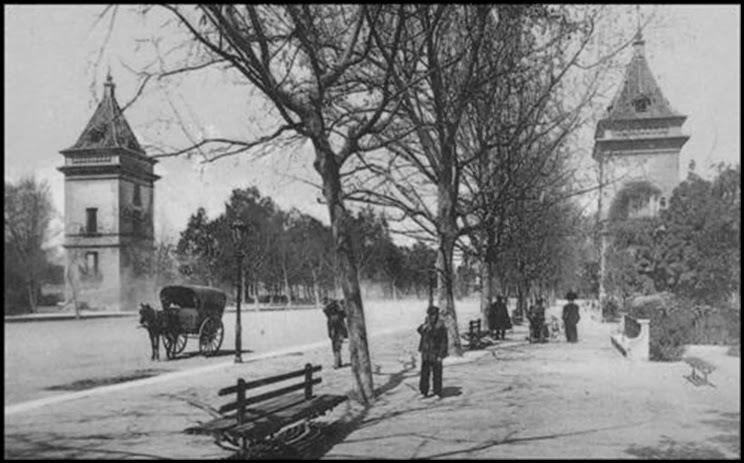 alameda_Torre de los guardas 1909