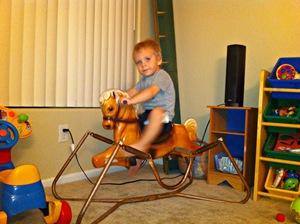 rocking horse 8