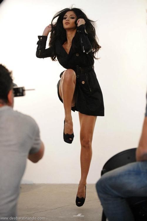 nicole scherzinger gata linda sensual sexy sedutora photoshoot galeria desbaratinando  The Pussycat Dolls  (33)
