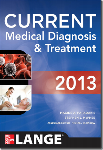 current-medical-diagnosis-and-treatment