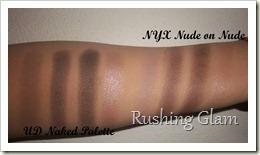Naked vs Nude on Nude