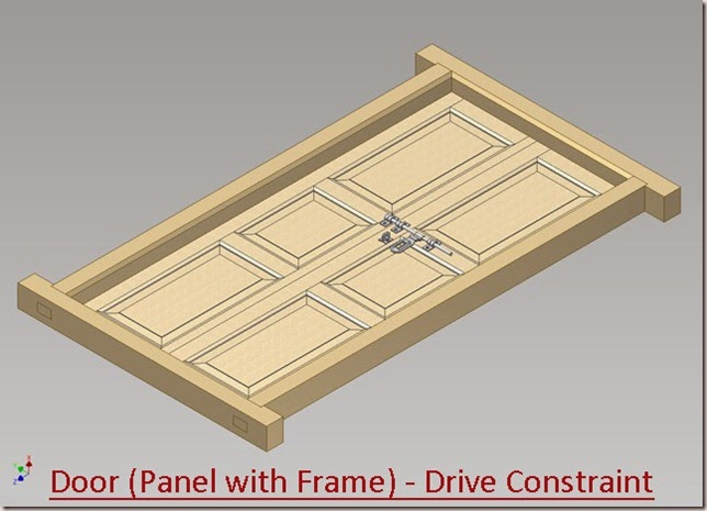 Door (Panel with Frame) - Drive Constraint _2