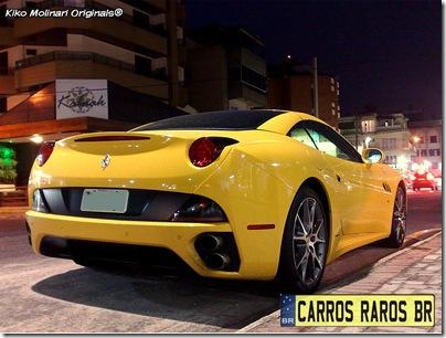 Ferrari California amarela (3)