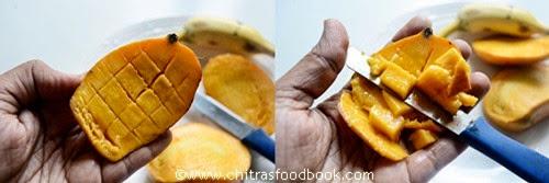 Mango seekarane step2
