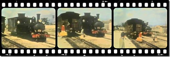 AG del Video, Tren Alcoi Gandia 1873 1969 (29bccc)