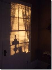 lighthouse shadow