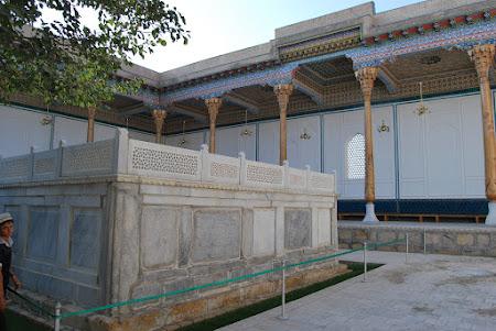 Imagini Bukhara - Mausoleul Bakhautdin Naqshband