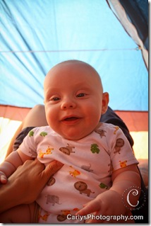baby's first camping trip-21