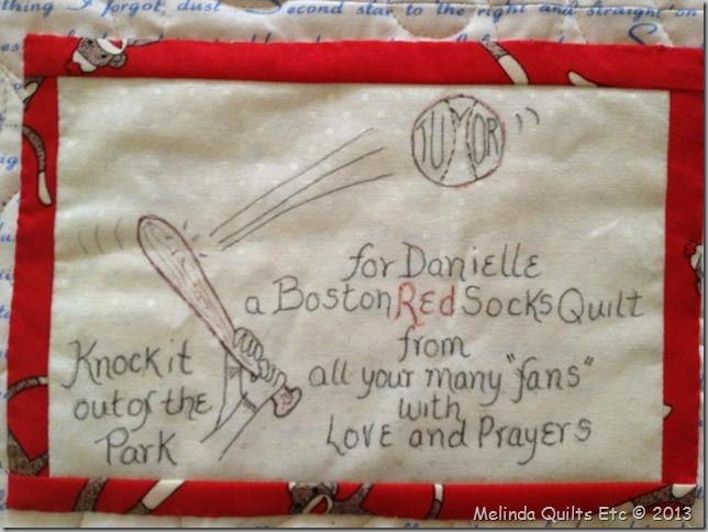 0313 Quilt label