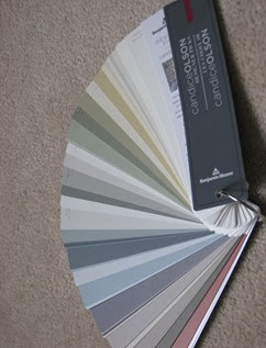 Candice Olson _ Benjamin Moore Colour Fan _ DownshiftingPRO #MyBenjaminMooreHome