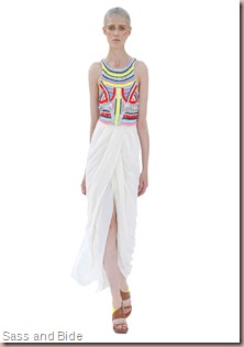 Ready to Wear Spring Summer 2012 - Sass and Bide - London Fashion Week September 2011