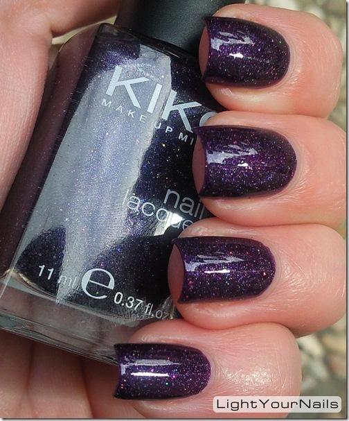 Kiko 255 Viola Microglitter Violet Microglitter