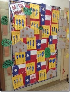 texas symbols board