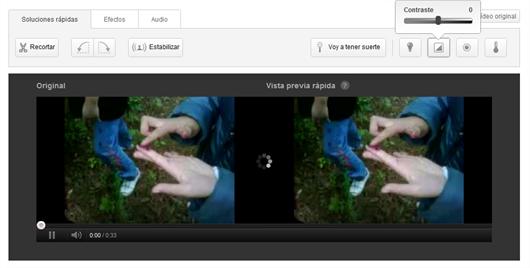 Cómo editar y aplicar efectos a nuestros videos de Youtube