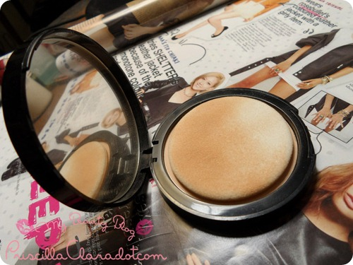 Bourjois Compact Powder Review Priscilla 1