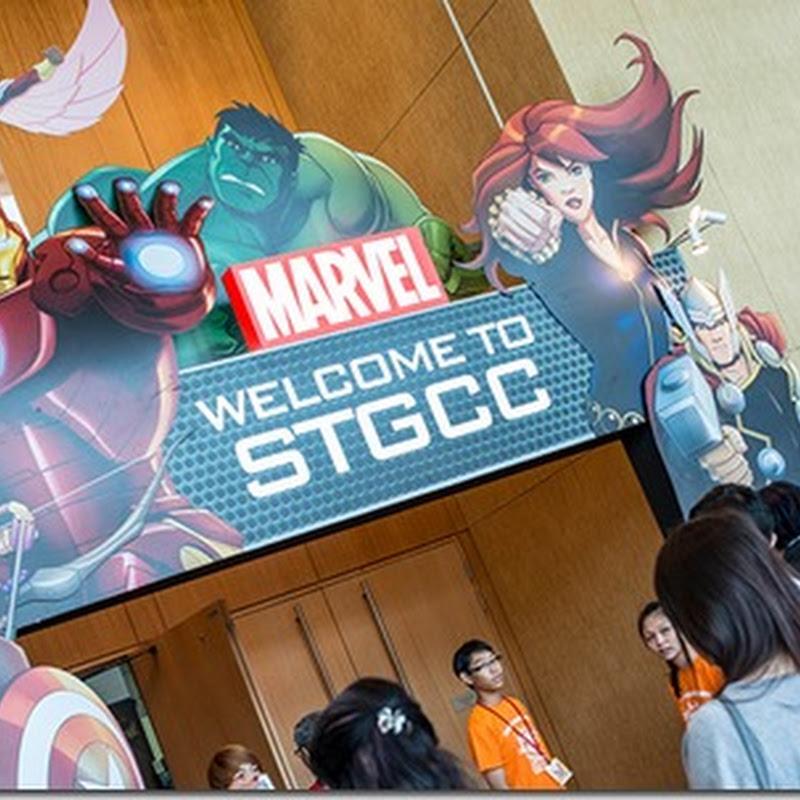 STGCC 2013 report!