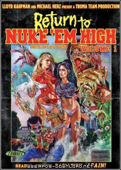 53412b9765e87 Return to Nuke Em High   Volume 1 Legendado RMVB + AVI BRRip
