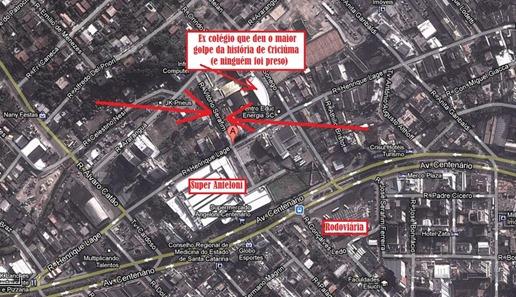 Rua Vitorio Serafim-google