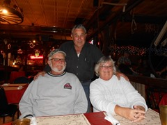 Dan, Herb (Owner) Jan...Best Steaks in the West!!