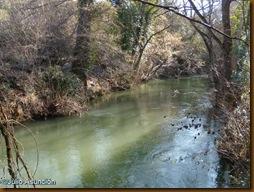 Río Ega - Ruta cueva de las Orcillas