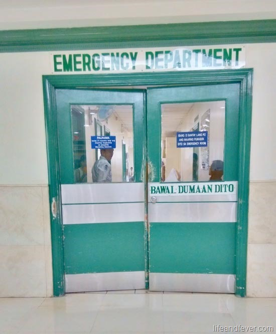 DLSU Emergency Room