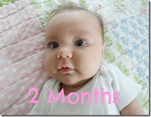 2 months face