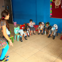 Pre-Primary on 3rd October GDA Harni