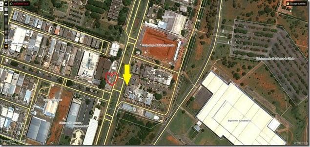 endereco embaixada google
