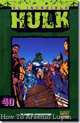 P00040 - Coleccionable Hulk #40 (de 50)