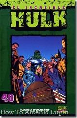 P00040 - Coleccionable Hulk #40 (de 50)