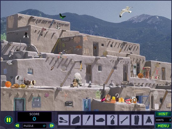 Find hidden objects and solve the puzzles of the ancient civilizations!