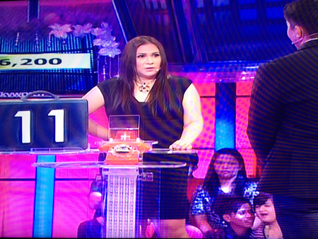 Janice de Belen in Kapamilya Deal Or No Deal