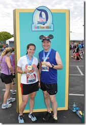 Disneyland 10K Medals