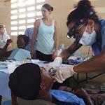 Dentist group in Haiti - Picture taken by Evan Bartlett