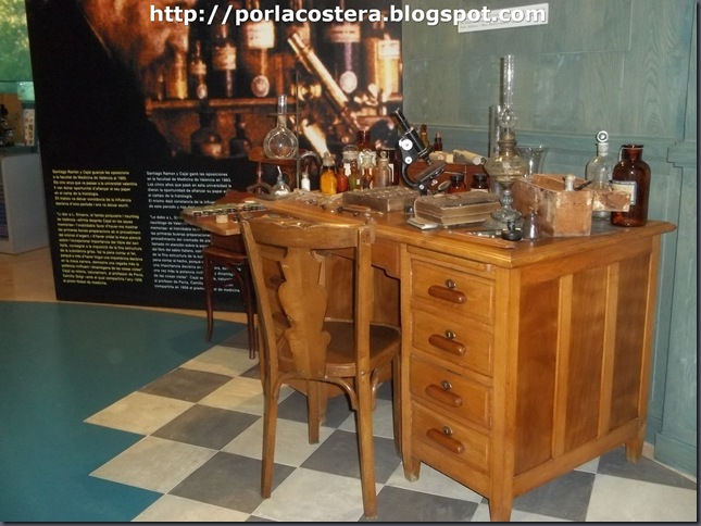 mesa cientifico