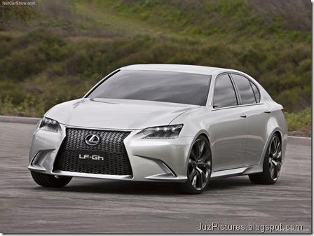 Lexus LF-Gh Concept1