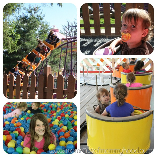 Knoebels Collage