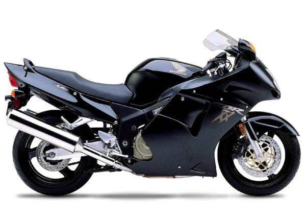 Honda-CBR1100XX-Blackbird