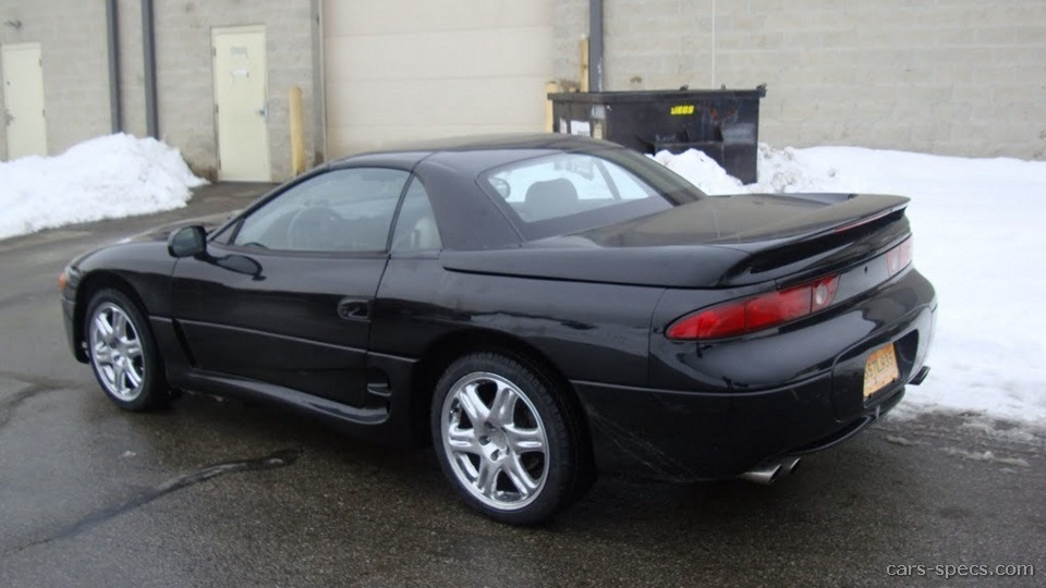 1998 mitsubishi 3000gt vr 4 specifications pictures prices. Black Bedroom Furniture Sets. Home Design Ideas