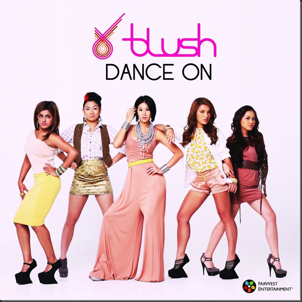 BLUSH - Dance On