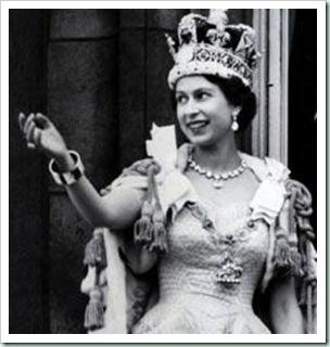 HM QE2 coronation