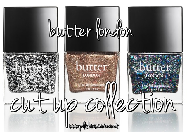 butter LONDON Cut Up Top Coat Collection
