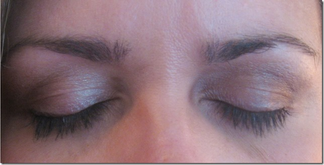 Rimmel Afternoon Tea on Eyes