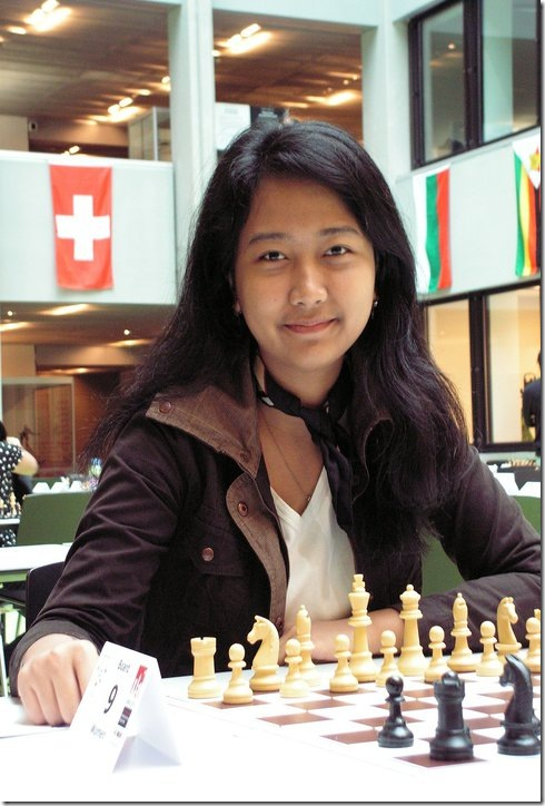 Irene Kharisma Sukandar 4 - Indonesia