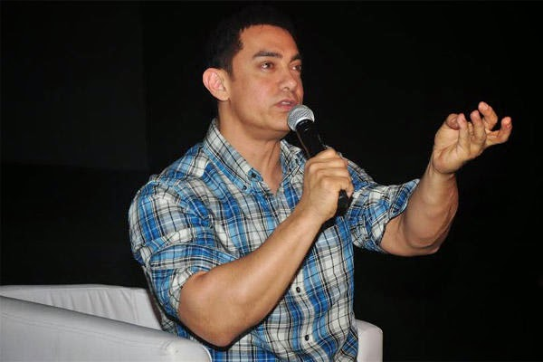 Aamir Khan Launched 3rd Season Of Satyamev Jayate