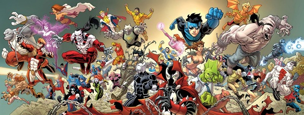 The invincible War Cover