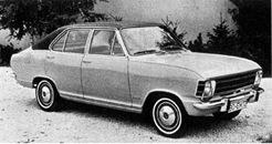 Opel Olympia 1967