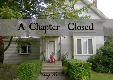 Many Waters A Chapter Closed